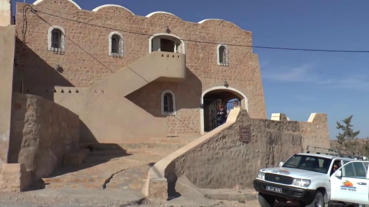 Village de l'artisanat de Beni Kheddache