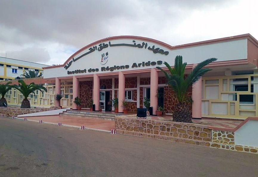 Institut des regions arides