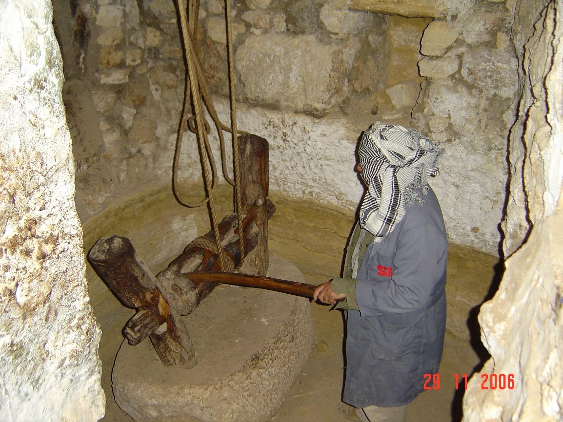 Huilerie de Boughrara à Cheninni